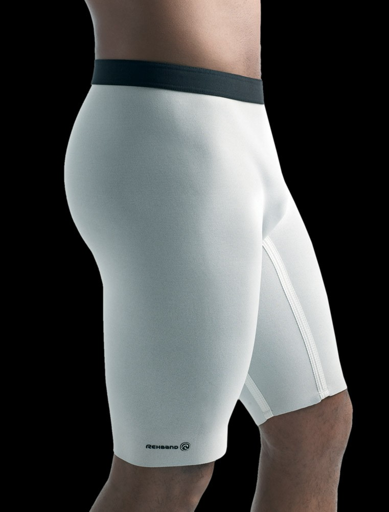 Rehband Thermohose Basic Line weiss