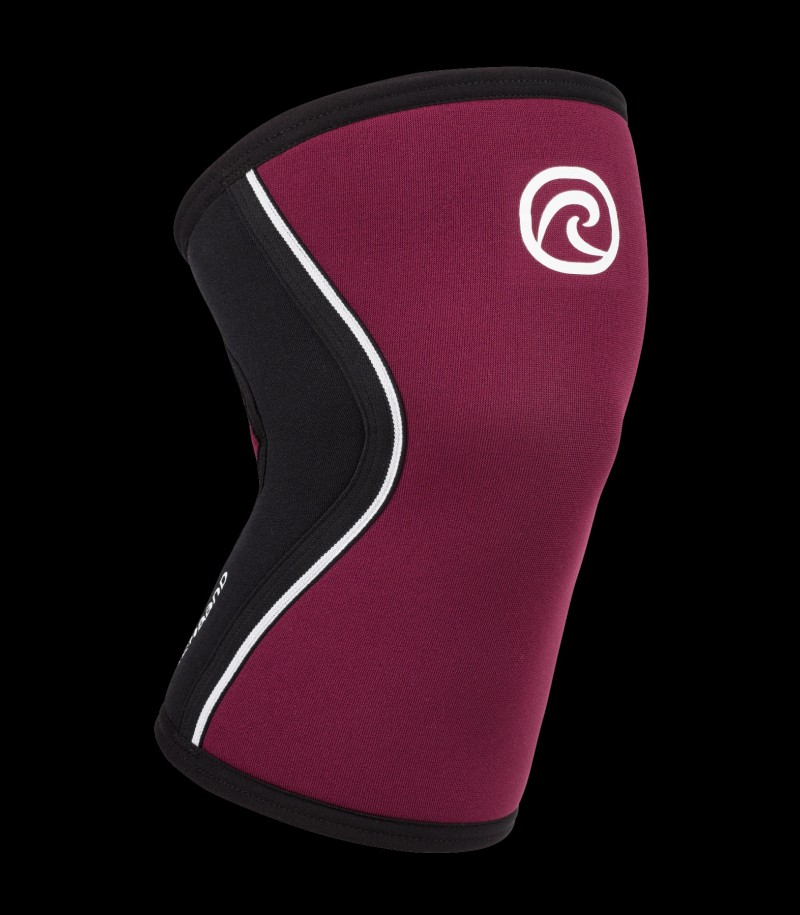 Rehband RX Kniebandage bordeaux 5mm