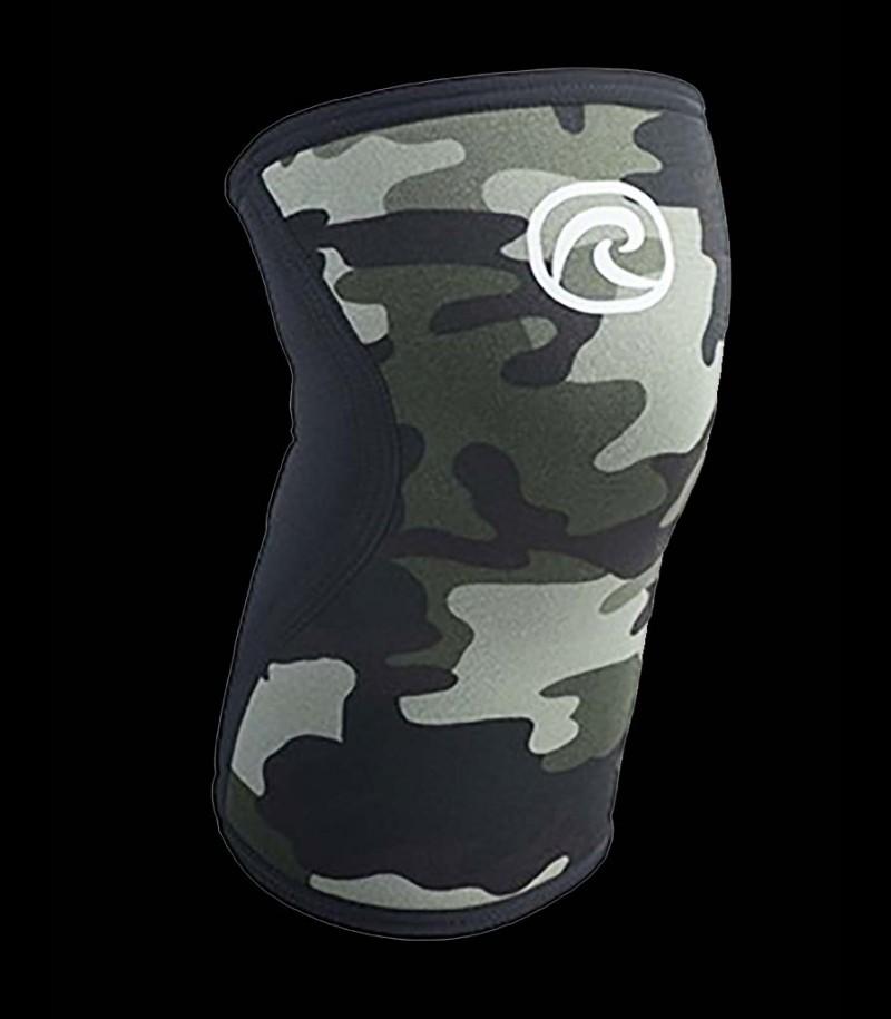 Rehband Kniebandage Crossfit camouflage 5mm