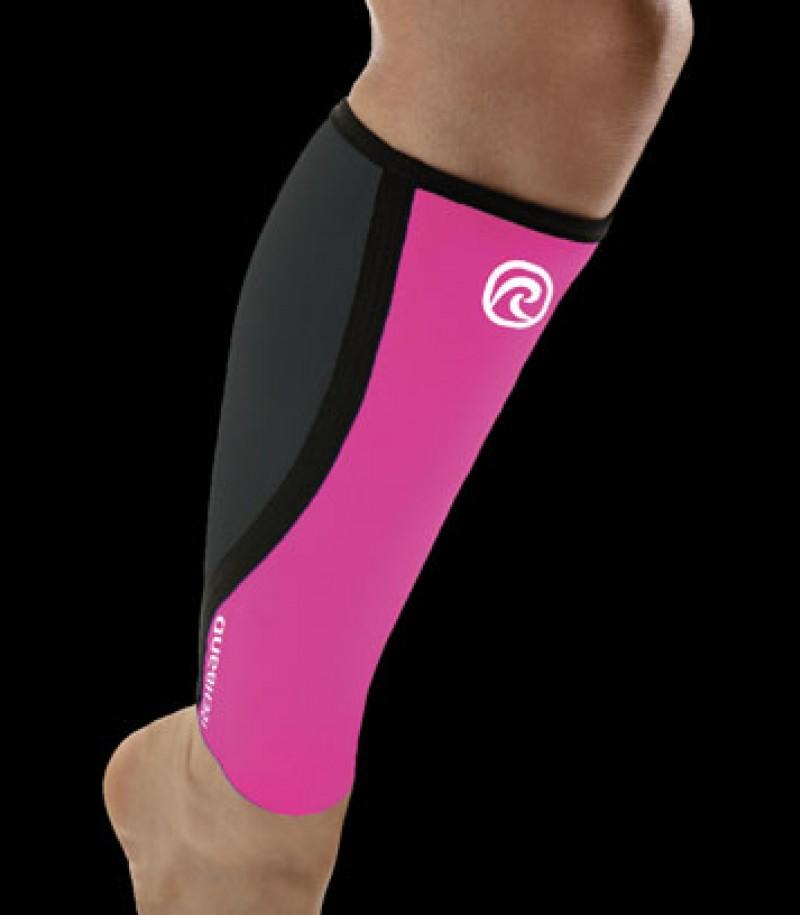 Rehband Wadenbandage RX Crossfit pink-schwarz